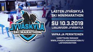 Su 10.3.2019 Lasten Minimarathon